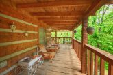 Wears Valley Cabin with Scenic Wooded Views