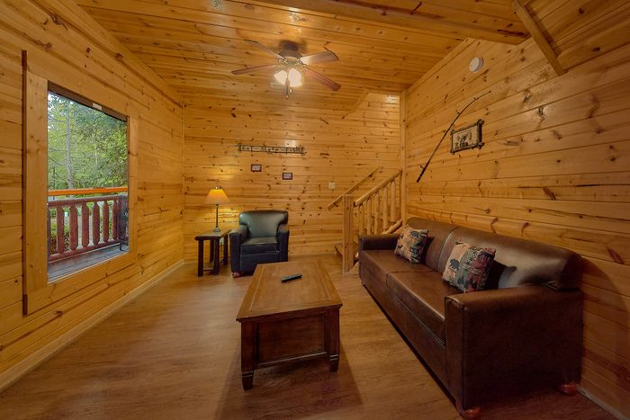 Cabin with Secondary Living Area - A Mountain Lodge