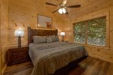 Pigeon Forge Rental cabin with 4 King bedrooms