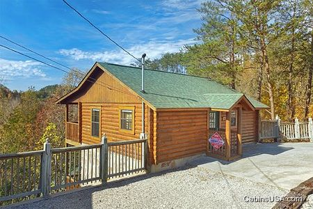 Rare Breed: 3 Bedroom Gatlinburg Cabin Rental