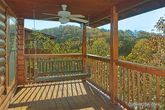 Deck with Swing & Scenic View