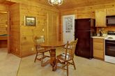 1 Bedroom Cabin with Dining for 2