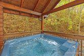 Private Cabin with a Private Hot Tub