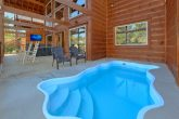 3 Bedroom cabin with Private Pool and river view