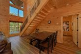 3 Bedroom cabin with Dining room for 8