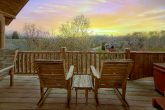1 Bedroom Cabin with a View near Pigeon Forge