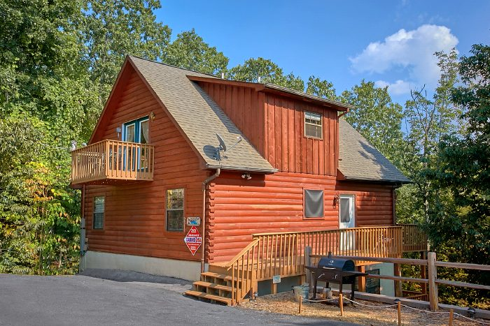 A Ruff Life Cabin Rental Photo