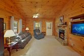 1 Bedroom Cabin with Fully Furnished Living Room