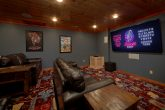6 Bedroom Cabin with Theater Room and Karaoke