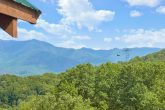 5 bedroom cabin with views of Ober Gatlinburg