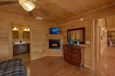 5 Bedroom Cabin with Spectacular Views - A Spectacular View to Remember