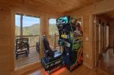 5 Bedroom cabin with Race Car Arcade Game