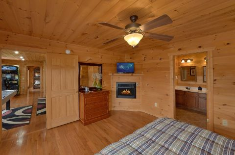 5 Bedroom Cabin Sleeps 10 with Spectacular Views - A Spectacular View to Remember