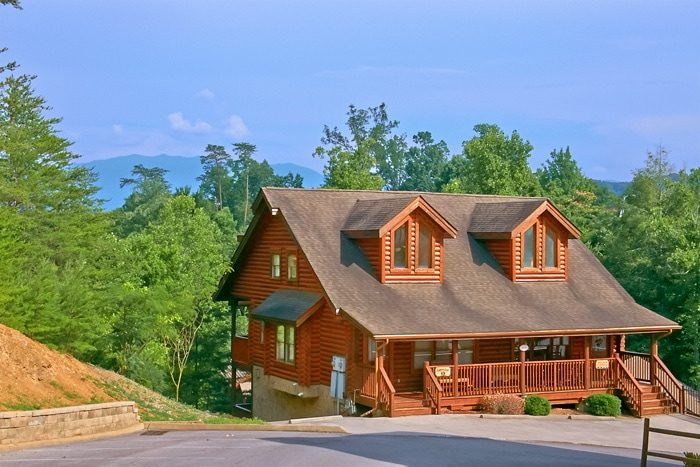 A Tennessee Twilight Cabin Duplex Rental Photo