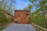 Private 2 bedroom cabin near Dollywood