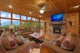 Premium 5 bedroom cabin with fireplace and Views