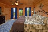 Gatlinburg Cabin with 4 Master King Bedrooms