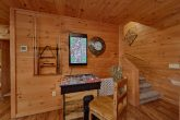 Gatlinburg Cabin with Game room and 3 Arcades