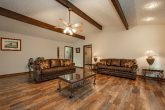 3 bedroom vacation rental with large living room