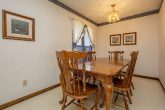 Family Dining Area in 3 bedroom vacation home