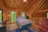 2 Bedroom Cabin with Full bed in Loft
