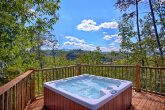 3 Bedroom Cabin with Private Hot Tub and View