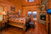 Luxury Cabin with 2 King Suites and 2 Fireplaces