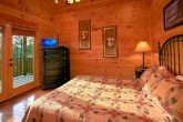 Cabin with Mountain Views and 5 King Beds