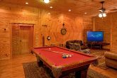 Luxury Cabin with Pool Table and 2 Living Rooms
