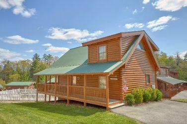 blackberry ridge resort cabins in the smoky mountains tn