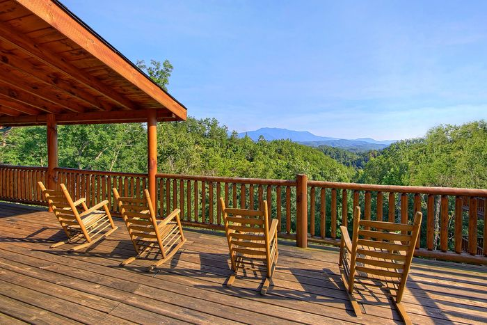 Absolutely Viewtiful Cabin Rental Photo