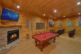 Cabin with Game Room, Pool Table and Theater