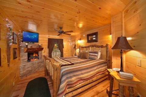 Cabin with Master King Suite - Adler's Ridge