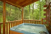 Smoky Mountain Cabin Rental with Hot Tub