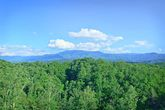 Overlook of the Mountains from the Deck
