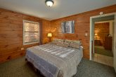 Gatlinburg 4 Bedroom Cabin Sleeps 18