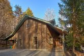 4 Bedroom 4 Bath 2 Story Cabin Sleeps 18