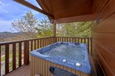 1 Bedroom Cabin with Hot Tub and View