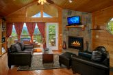 1 Bedroom Cabin with Living Room with Fireplace