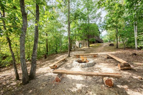 7 Bedroom cabin with Fire Pit and Horseshoe Game - Alexander the Great