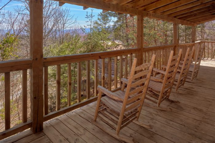 All By Grace Cabin Rental Photo