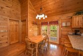 2 bedroom luxury cabin with dining room