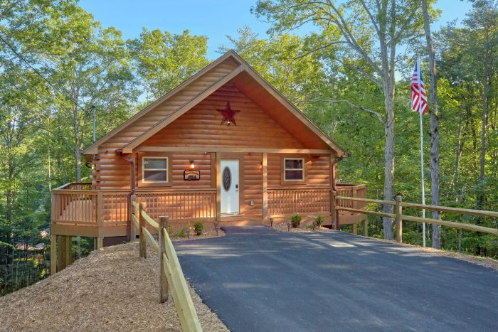 Almost Paradise Cabin Rental Photo