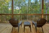Spacious Deck with Wooded View Sleeps 10