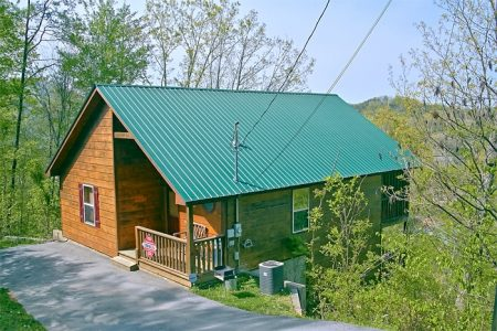 Moose Lake Lodge: 1 Bedroom Sevierville Cabin Rental