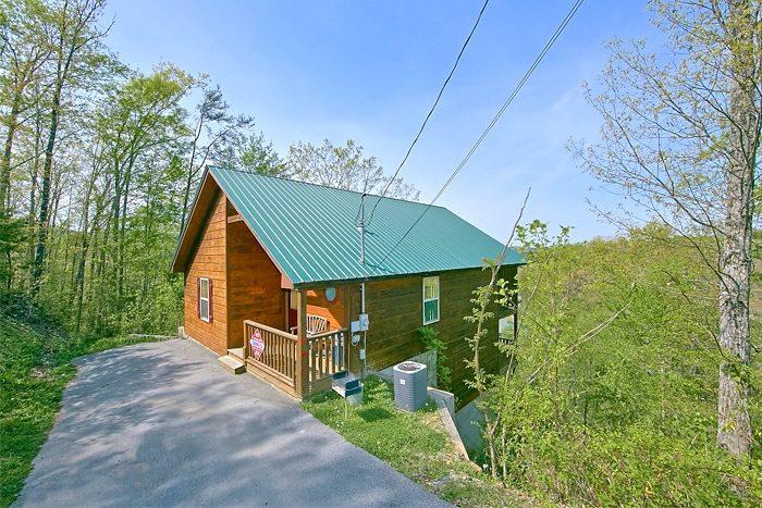 Premium Smoky Mountain 1 Bedroom Cabin - Alone at Last