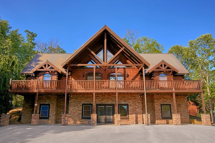 Alpine Mountain Lodge Cabin Rental Photo