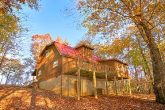 Wears Valley Cabin with Secluded, Wooded Views