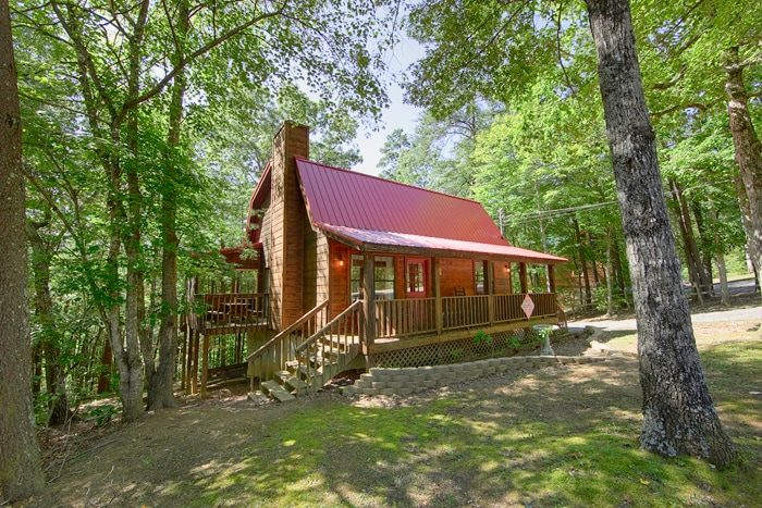 Alpine Retreat Cabin Rental Photo