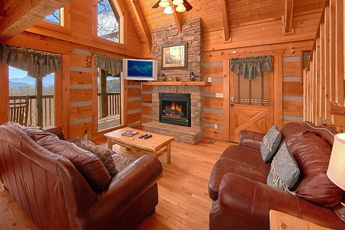 Wears Valley Cabin Luxuriously Furnished - Altitude Adjustment